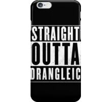 Straight outta Hell iPhone Case/Skin