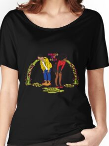 Makes Me Sick  Women's Relaxed Fit T-Shirt