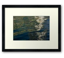 Mesmerizing Ten Framed Print