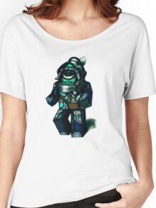 Alien Blox Women's Relaxed Fit T-Shirt