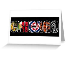 Chicago sports Greeting Card