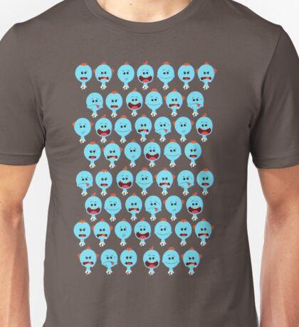 Meeseeks Everywhere! Unisex T-Shirt
