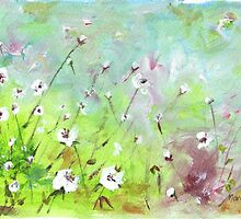 Join the wildflowers by Maree Clarkson