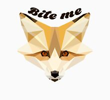 'Bite me' decal Unisex T-Shirt