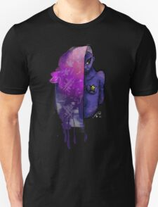 Graffiti Girl Unisex T-Shirt