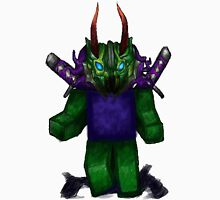 Green Extraterrestrial Blox Unisex T-Shirt
