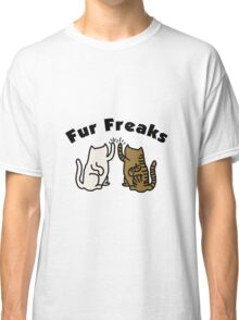 'Fur freaks' decal Classic T-Shirt