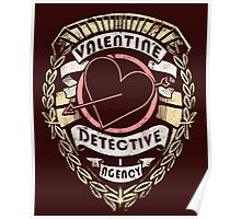 Valentine Detective Agency Poster