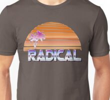 Radical Miami Sunset Unisex T-Shirt