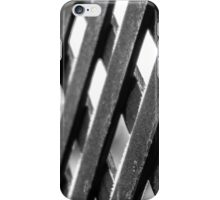Fence Frost iPhone Case/Skin