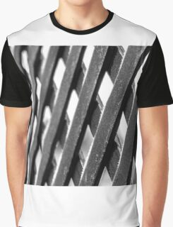 Fence Frost Graphic T-Shirt