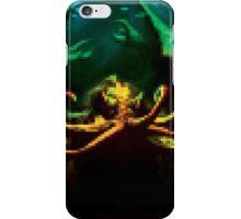 Pixelated Cthulhu Mythos iPhone Case/Skin