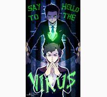 Sherlock - Say Hello to the Virus Classic T-Shirt
