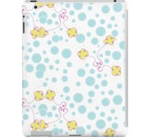 Flower pattern iPad Case/Skin