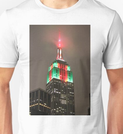 Empire State Building 2 Unisex T-Shirt