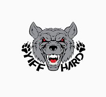 'Yiff hard' decal Unisex T-Shirt