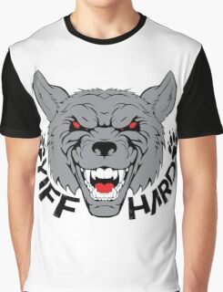 'Yiff hard' decal Graphic T-Shirt