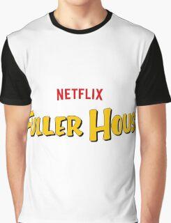 Full Fuller House Comedy Graphic T-Shirt