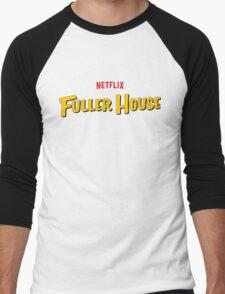 Full Fuller House Comedy Men's Baseball ¾ T-Shirt