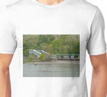 Spuyten Durvil Railway Station, New York, N.Y., USA Unisex T-Shirt