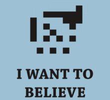 Half Life 3 - Believe Kids Tee