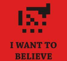 Half Life 3 - Believe One Piece - Long Sleeve