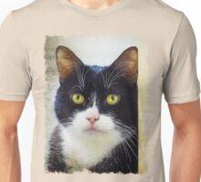 Trouble behind that door Unisex T-Shirt