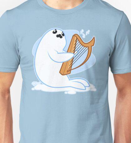 Baby Harp Seal Unisex T-Shirt