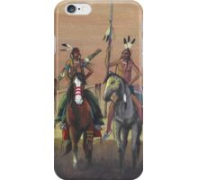 """Buffalo Trackers"" by M. Rabago iPhone Case/Skin"