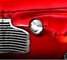 Primary Colors - Classic Car by Doreen Erhardt
