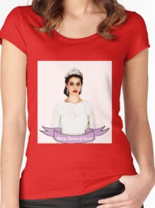 Mary Queen of Scots Women's Fitted Scoop T-Shirt