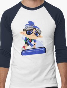 Inkling Boy Men's Baseball ¾ T-Shirt