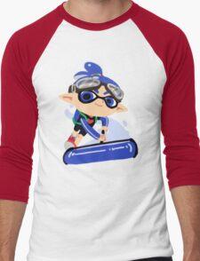 Inkling Boy Men's Baseball ¾ T-Shirt