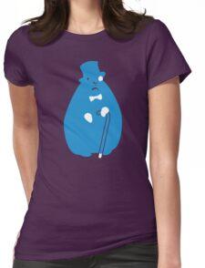 Sir Groundhog (Sir Critter) Womens Fitted T-Shirt