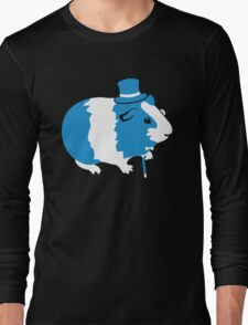 Sir Guinea Pig (Sir Critter) Long Sleeve T-Shirt