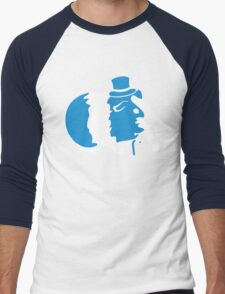 Sir Guinea Pig (Sir Critter) Men's Baseball ¾ T-Shirt