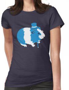 Sir Guinea Pig (Sir Critter) Womens Fitted T-Shirt