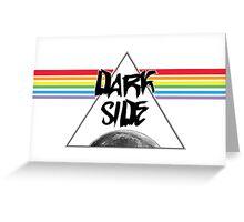 Dark Side- PF Greeting Card