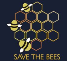 Save the Bees 2 Kids Tee