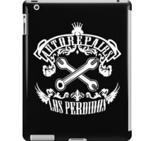 Auto Repairs Los Perdidos iPad Case/Skin