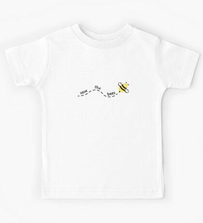 Save the Bees 3 Kids Tee