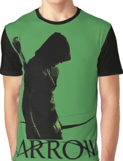 Arrow Hero Graphic T-Shirt