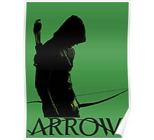 Arrow Hero Poster