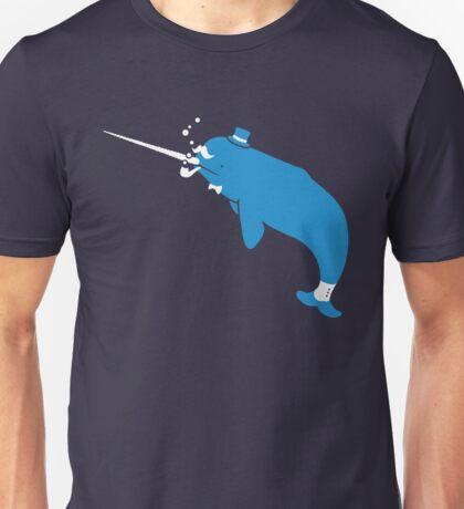 Sir Narwhal (Sir Critter) Unisex T-Shirt