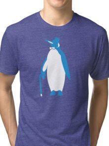 Sir Penguin (Sir Critter) Tri-blend T-Shirt