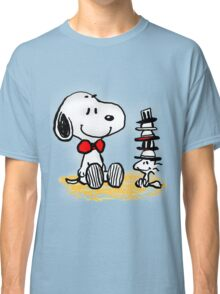 Snoopy New Friend Classic T-Shirt