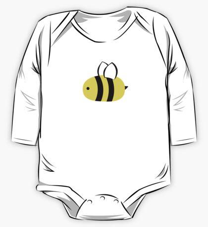 Bee 3 One Piece - Long Sleeve
