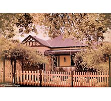 Australian Cottage Collection: Mary Photographic Print