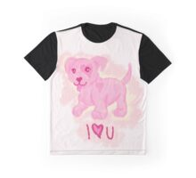 Pink Puppy Graphic T-Shirt