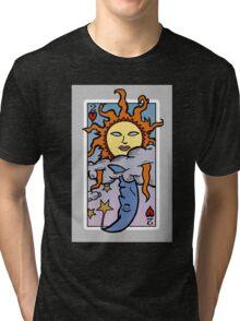 2 Of Hearts Tri-blend T-Shirt